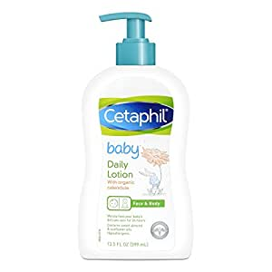 Cetaphil Baby Daily Lotion With Organic Calendula Sweet