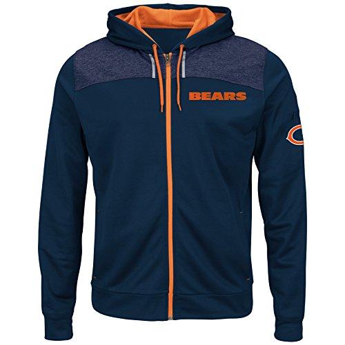 chicago bears hooded sweatshirt - 5