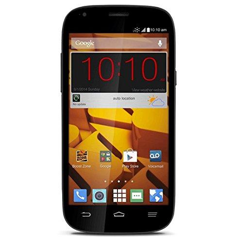 ZTE Warp Sync Black (Boost Mobile)