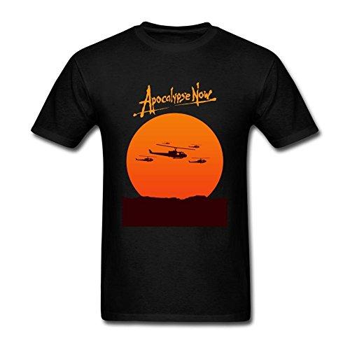 ShiDan Men's Apocalypse Now T-Shirts