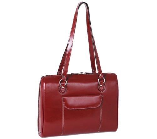 Series Designer Tote (McKleinUSA 94746 W Series GLENVIEW (Red))