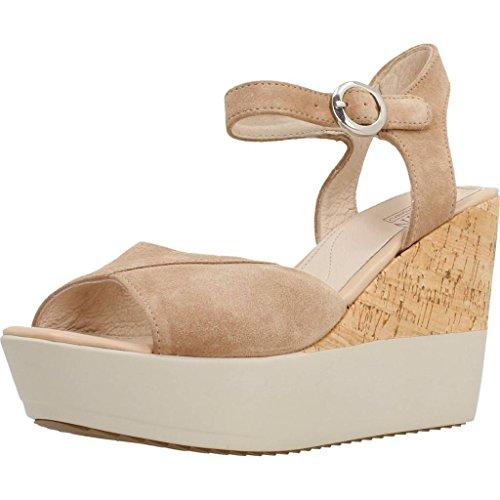 Stonefly 108375 Wedge sandals Women Light Brown