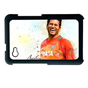 Unique Back Phone Case For Girls For Galaxy P6200 Pad Printing With Sachin Tendulkar Choose Design 1