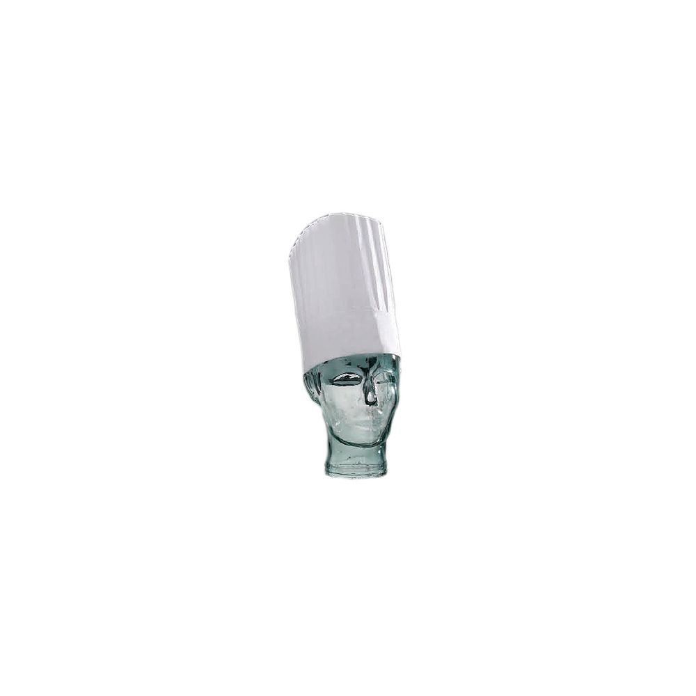 Matfer Bourgeat Disposable Hats, 8 3/4-Inch, White by Matfer Bourgeat