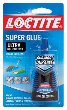 0.14 Oz Ultra Gel Rubber Toughened Super Glue - Loctite 1363589