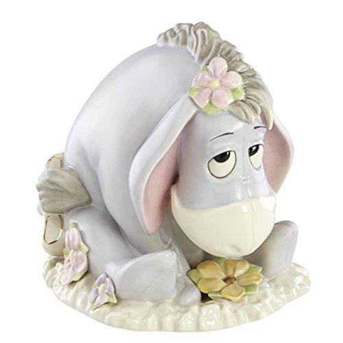 Lenox Classics Disney's Eeyore's Bank Figurine