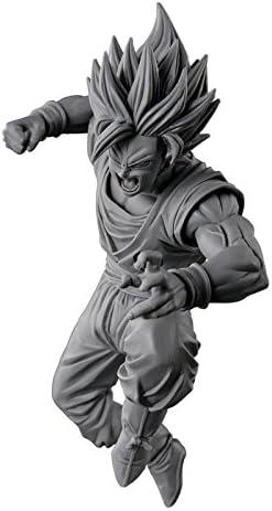 Banpresto Dragon Ball Super Sculptures Big Budoukai 6 Vol.4 Super Saiyan 2 Goku