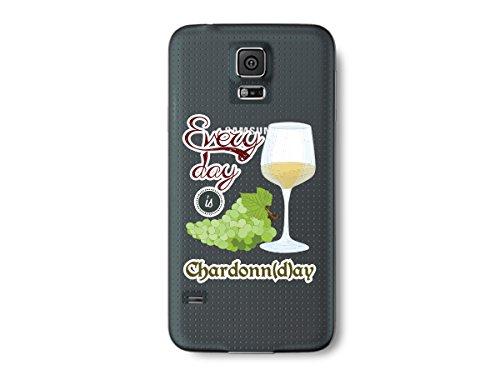 Chardonnay Printed Hard Plastic Phone Case for Samsung Galaxy -