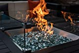 LEGACY HEATING Extruded Aluminum Fire Table with