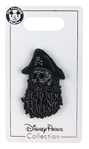 WDW Trading Pin - Pirates - Dead Men Tell No Tales