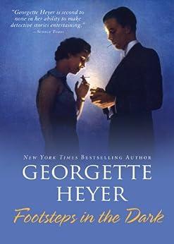 Footsteps in the Dark (Country House Mysteries) by [Heyer, Georgette]