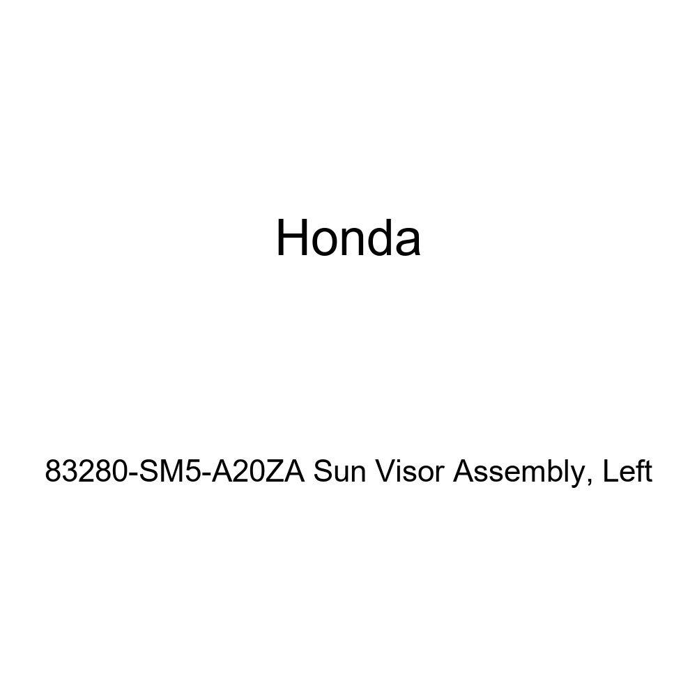 Left Honda Genuine 83280-SM5-A20ZA Sun Visor Assembly