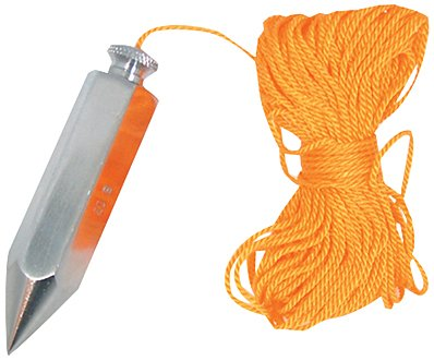Silverline 250581 Senklot mit Schnur 113 g