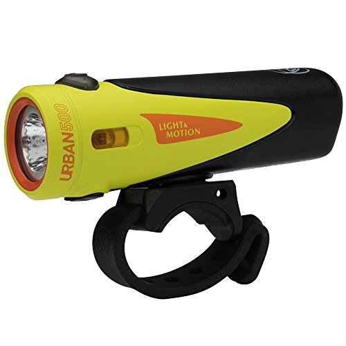 Light & Motion Urban 500 2017-18 Citraveza Bike Headlight