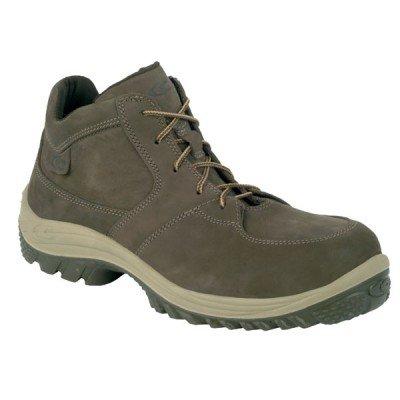 Cofra Santiago S3SRC par de zapatos de seguridad talla 47NEGRO