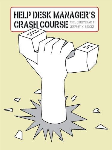 Help Desk Manager's Crash Course