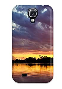 Leana Buky Zittlau's Shop New Style High-quality Durable Protection Case For Galaxy S4(sunset)