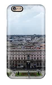 6 Scratch-proof Protection Case Cover For Iphone/ Hot Milan City Phone Case by icecream design