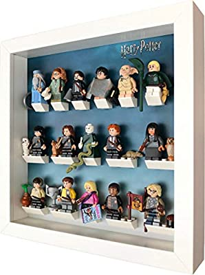 Display Frame for Harry Potter /& Fantastic Beasts LEGO Minifigures Series