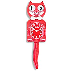 Kit Cat Klock Limited Edition Gentlemen (Rose Float)