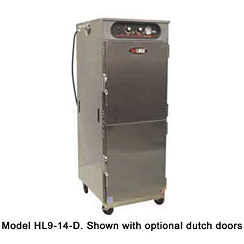 Carter-Hoffmann hotLOGIX Humidified Holding Cabinet-Logix6 Series half-height - (Humidified Holding Cabinet)