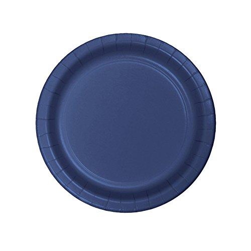 Dessert Plate - Navy (48)