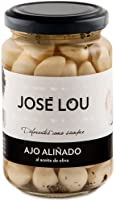 Ajo Aliñado al Aceite de Oliva (370 g) - José Lou