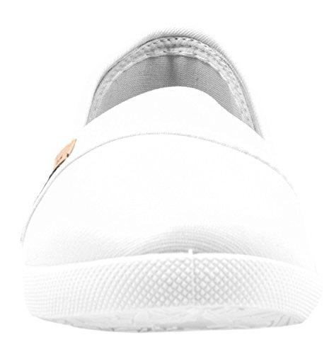 Bianco Pantofole Bianco Elara Donna Elara Pantofole Elara Donna qx60HX