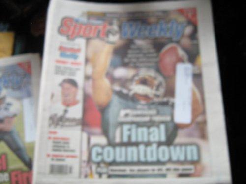 Sports Weekly , Philadelphia Eagles , Duce Staley , January 14-20 , 2004