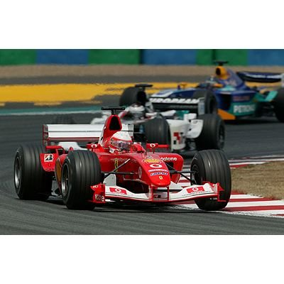 07240 1/24 Ferrari F2003 GA