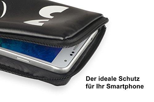 """yayago Softcase Tasche Hülle mit Motiv """"Don´t Touch my Phone"""" Hülle für Apple iPhone 7 Plus"""