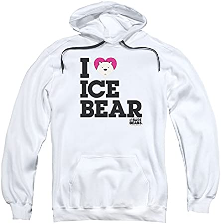 We Bare Bears - Sudadera con Capucha - para Hombre