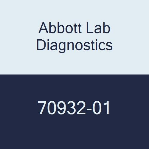 Abbott Lab Diagnostics Div 70932-01 Test Strip Blood Glucose (Pack of 100)