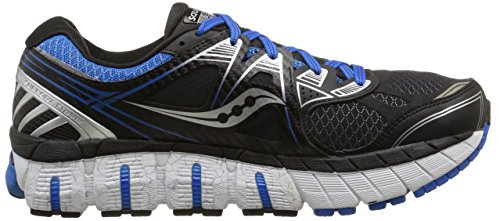Saucony - Redeemer - , homme, multicolore (black/blue), taille, multicolore (Black/Blue), 44.5