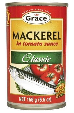 Grace Mackerel in Tomato Sauce (Classic) 10 Pack x 5.5oz