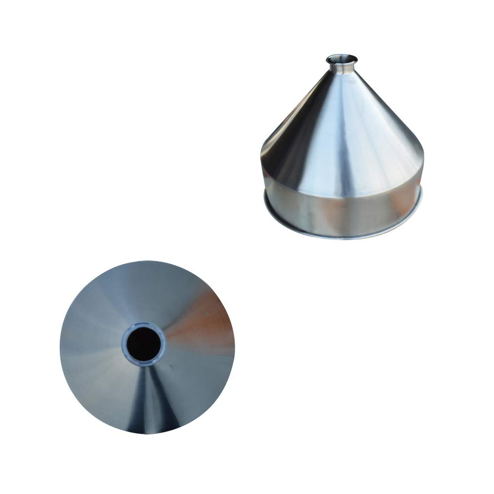 INTBUYING 30L Funnel for Liquid Paste Fill Machine by INTBUYING