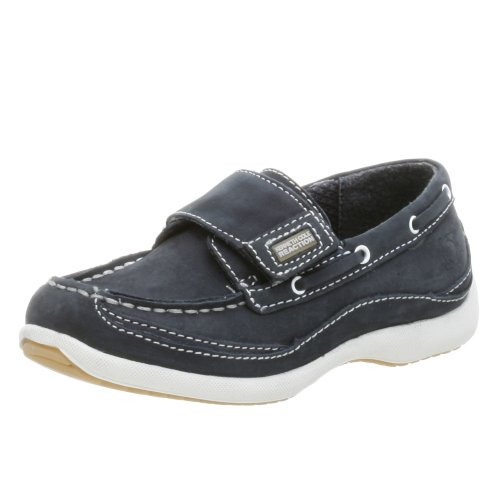Kenneth Cole REACTION Toddler/Little Kid Stay A Boat Jr. Slip-On,Navy,10 M US Toddler