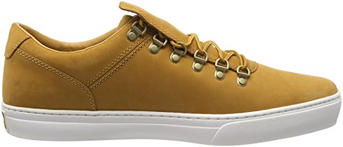 Jaune 0 Timberland Mens 2 Cupsole Shoes Nubuck Adventure Leather x8ROqCwF8
