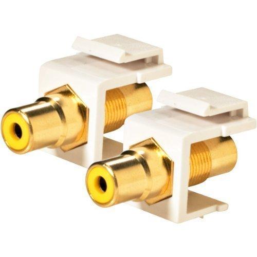 - Steren Keystone Modular Insert 310-464WH-10