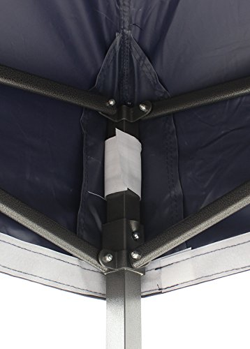 All Seasons Gazebos Robusto Gazebo Pieghevole da 2m x 2m. Completamente Impermeabile, ha in Dotazione Una Sacca per Il… 3 spesavip