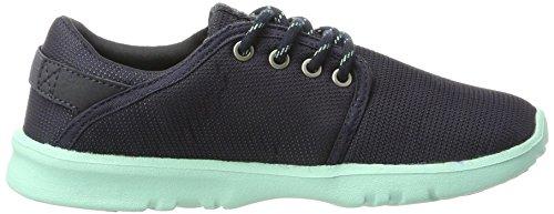 Etnies Womens Scouter Sneaker Blu / Bianco / Blu Marino