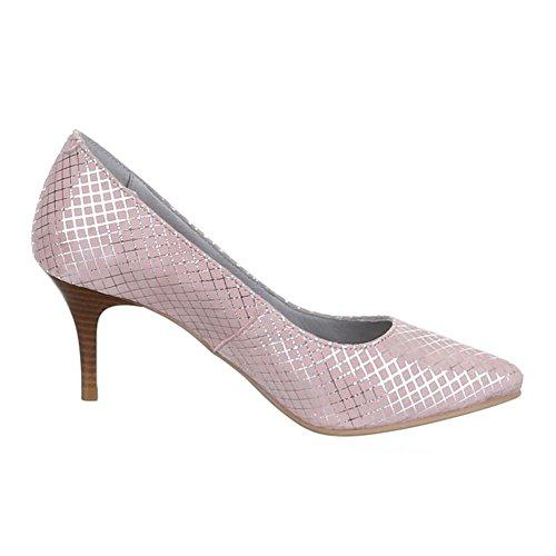 Ital-Design - Zapatos de Tacón Mujer Rosa - rosa claro