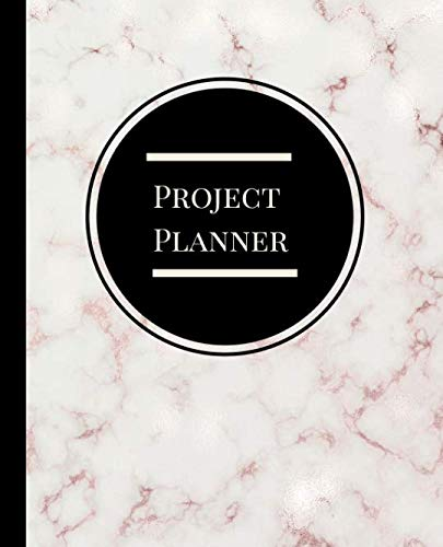 Project Planner: A Vital Daily Undated Professional Project Management Planner, Organizer And Journal to Set Goals, Fulfill Targets and Improve Productivity.