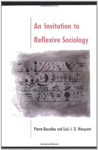 41gss3xJ1%2BL._SX326_BO1204203200_ an invitation to reflexive sociology amazon co uk pierre,Invitation To Reflexive Sociology