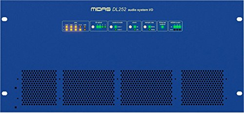 Midas PRO SERIES DL252 Digital Stage Box by Midas
