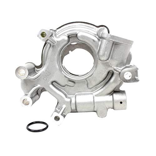 DNJ OP1100 Oil Pump for 1999-2013 / Chrysler, Dodge, Jeep, Mitsubishi, Ram/Durango, Grand Cherokee, Liberty, Nitro, Raider, Ram 1500/3.7L, 4.7L / SOHC / V6, V8 / 12V, 16V / VIN J, VIN K, VIN N