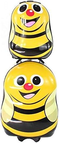 Maleta y Mochila para niños niñas Infantil Trolley Equipaje Bolso Abeja