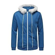 Fashion Blue Cool Hoodie For Kids