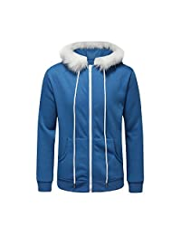 Fashion Blue Cool Hoodie For Kids