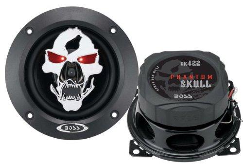 BOSS AUDIO SK422 Phantom Skull 4